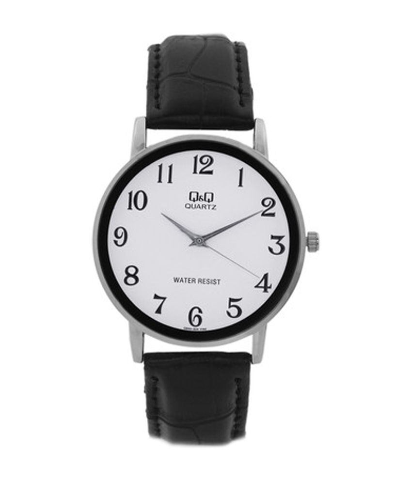 Q q q850j304y men 39 s watch buy q q q850j304y men 39 s watch online at best prices in india on snapdeal for Q q watches