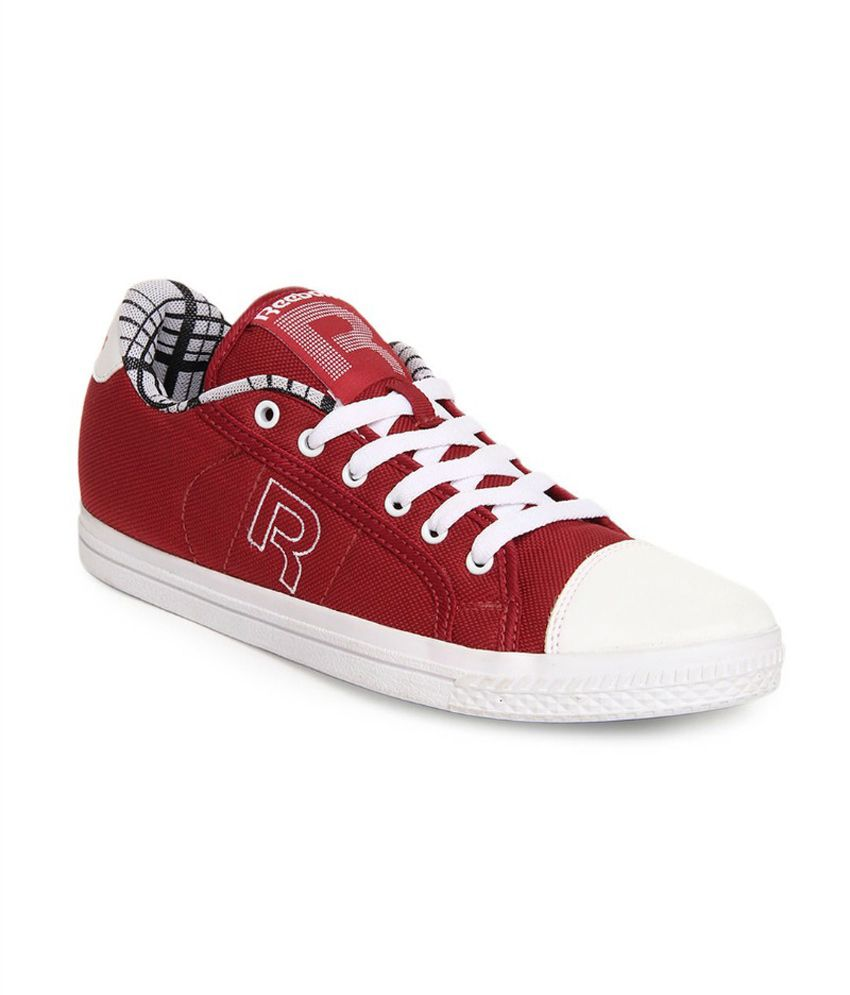 e0300b4ddf3 Reebok Red Canvas Shoes For Men - Buy Reebok Red Canvas Shoes For Men Online  at Best Prices in India on Snapdeal