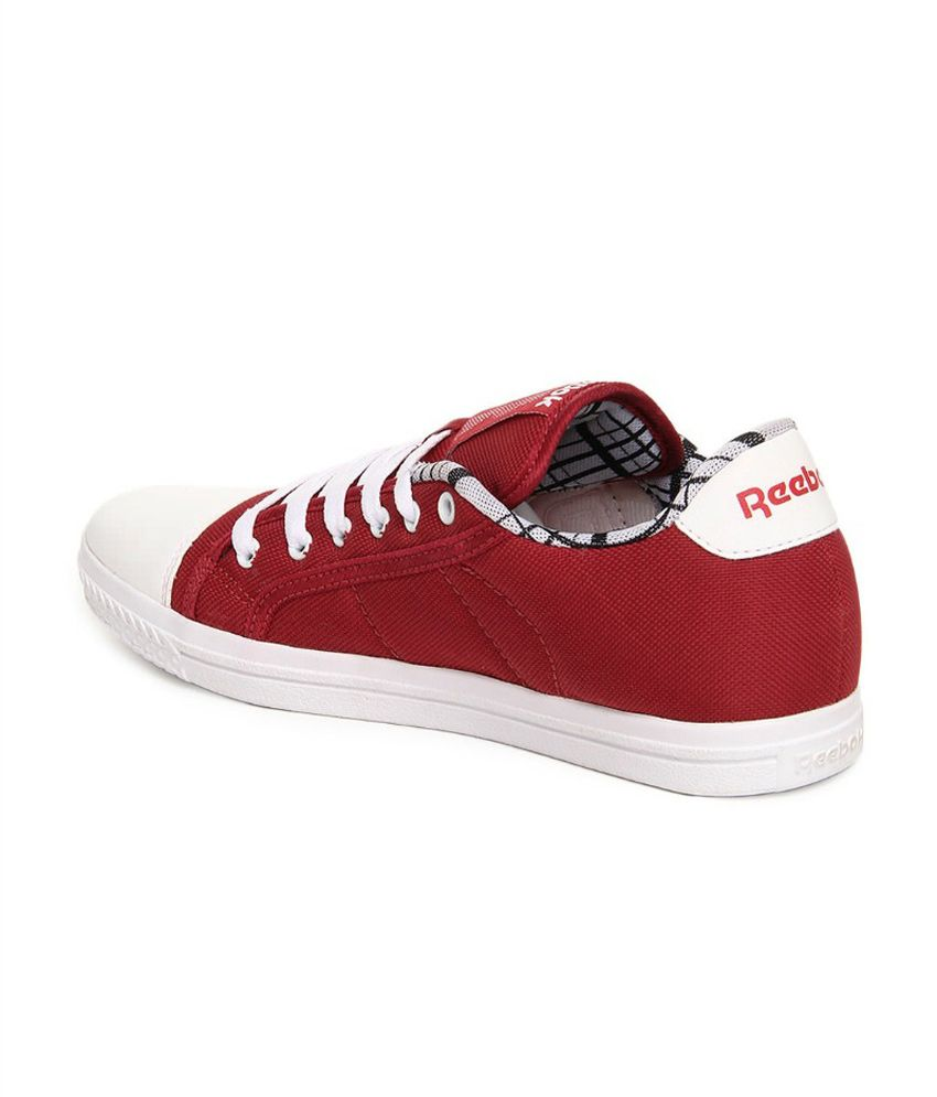 233734f1437 Reebok Red Canvas Shoes For Men - Buy Reebok Red Canvas Shoes For ...