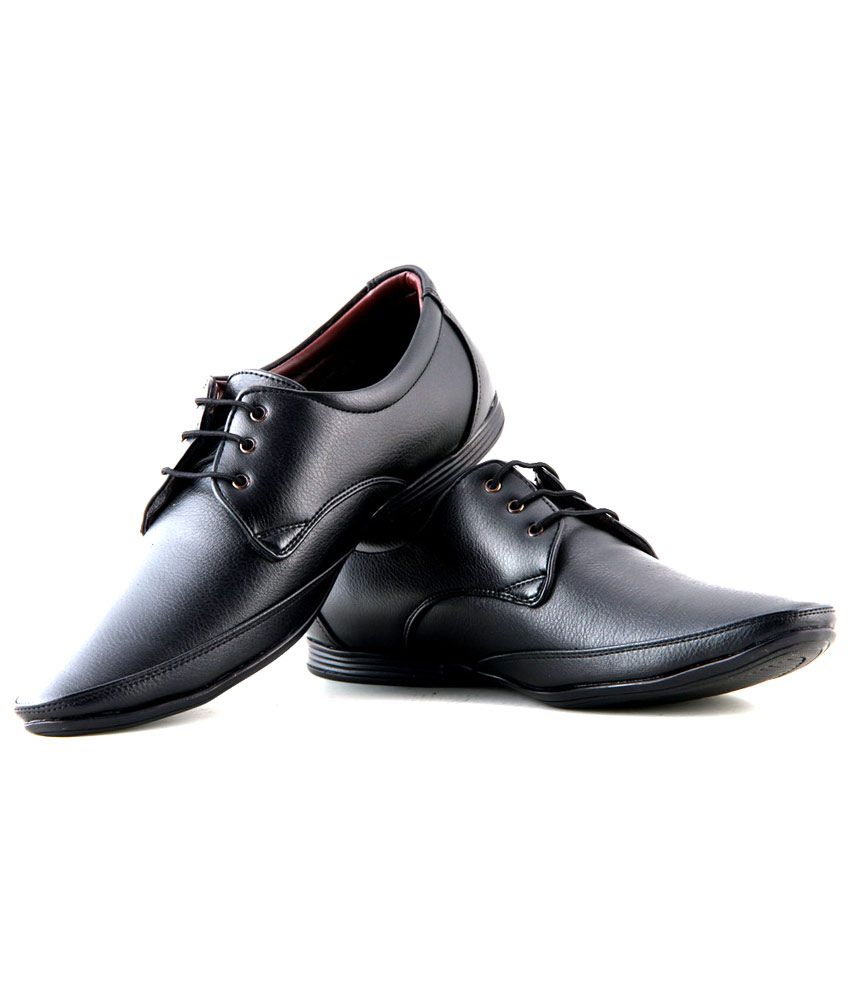 ... Fair Black Formal Shoes