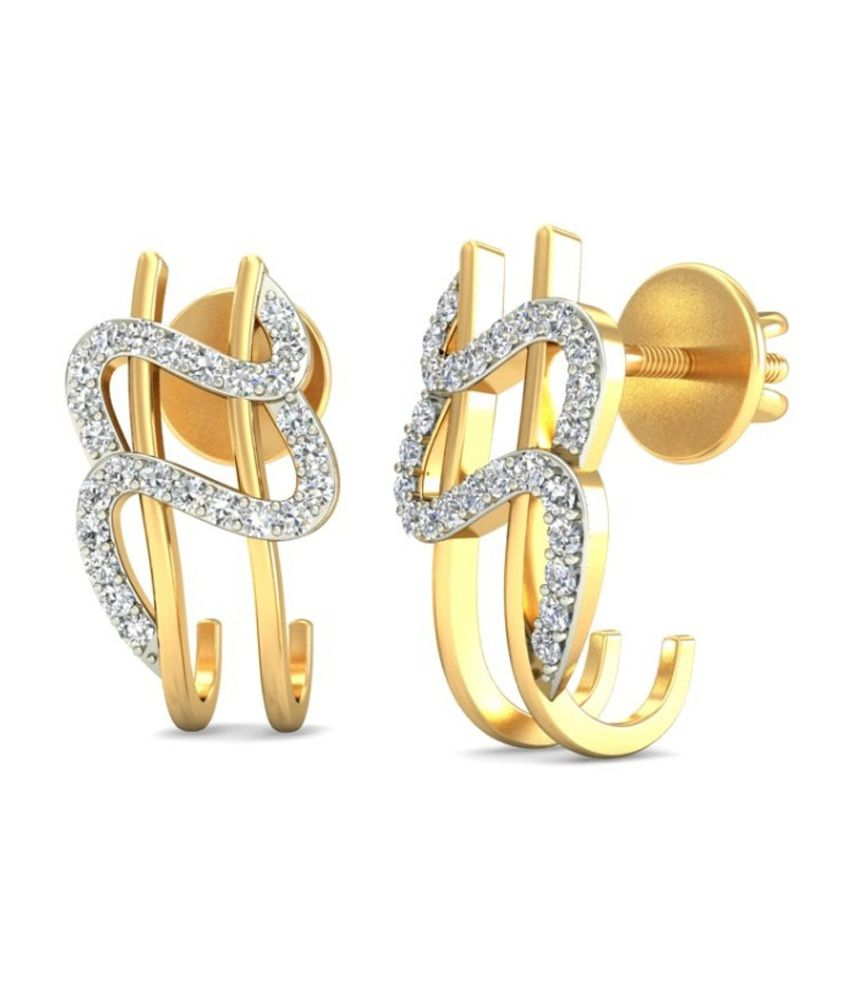 Jewelsnext Staci Diamond Earrings