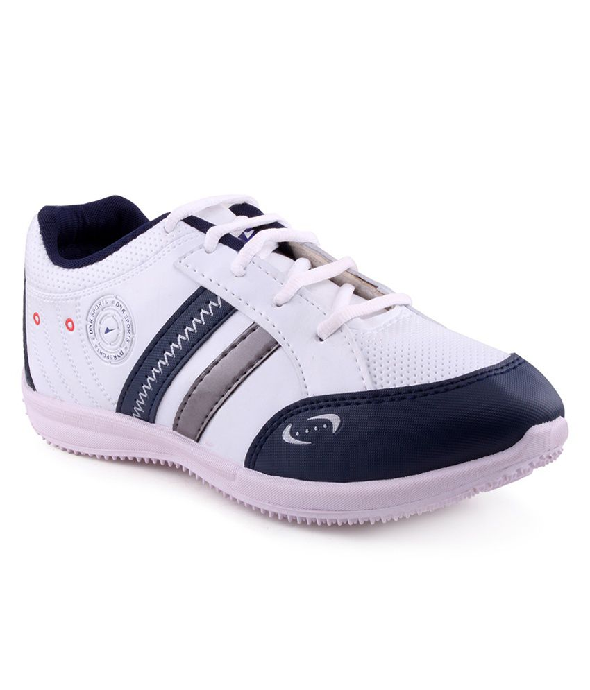 donear white sport shoes buy donear white sport shoes