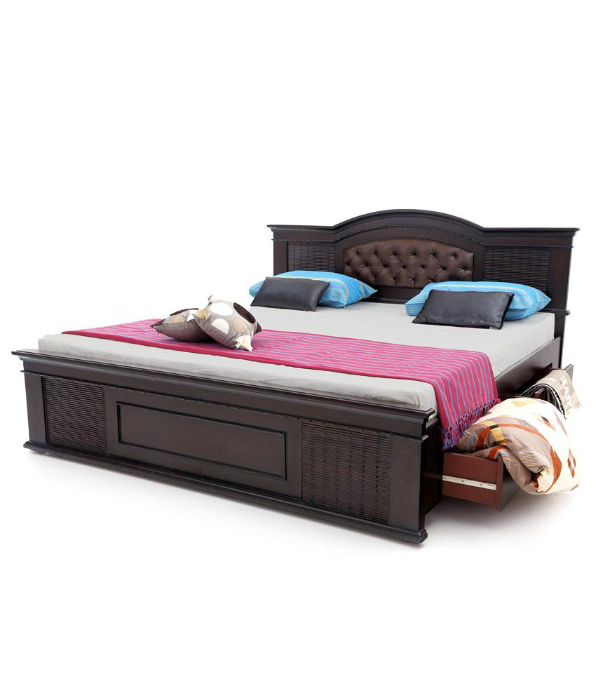 Looking Good Furniture Capsule King Size With Storage Bed