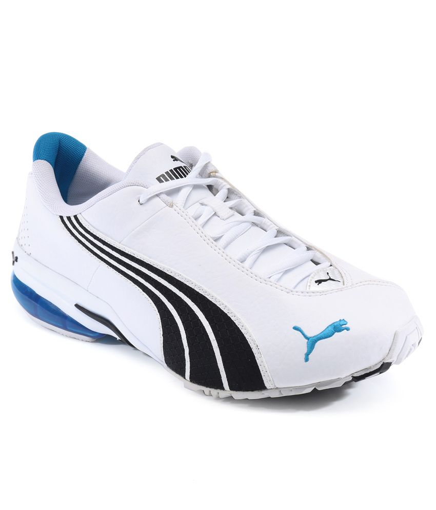 Puma Jago Ripstop Dp White Sports Shoes - Buy Puma Jago ...