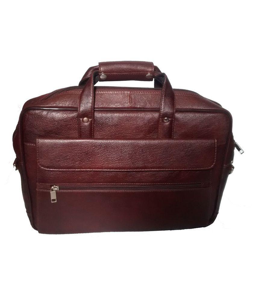 Unistyle Corporation Leather Bag - Buy Unistyle Corporation
