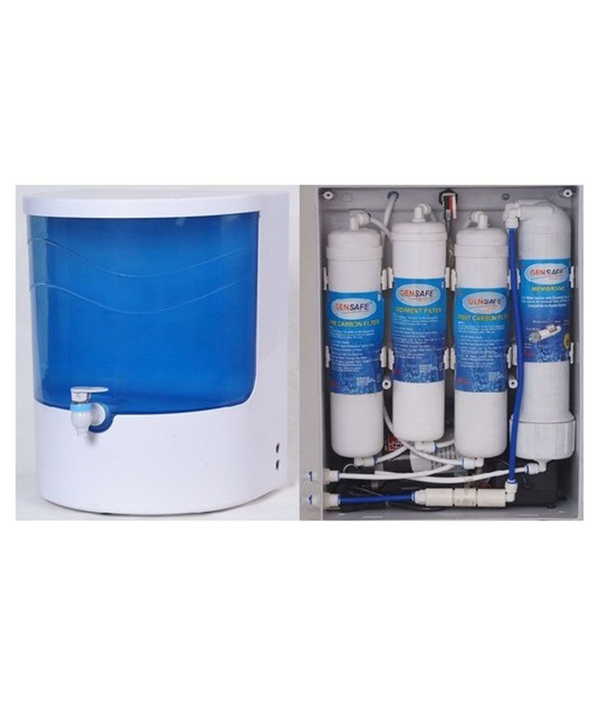 Roservice - Ro Water Purifier Spring Dolphin 4 Stage B&F