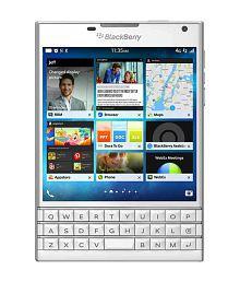 BlackBerry Passport (White, 32GB) - 3GB RAM