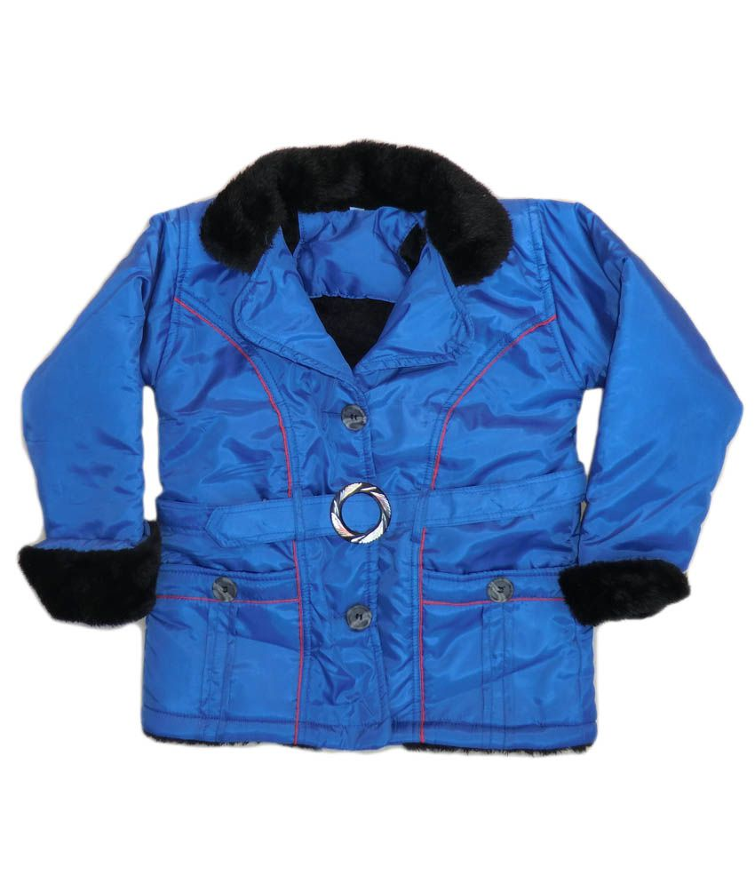 Hyde Blue Girls Winter Jacket