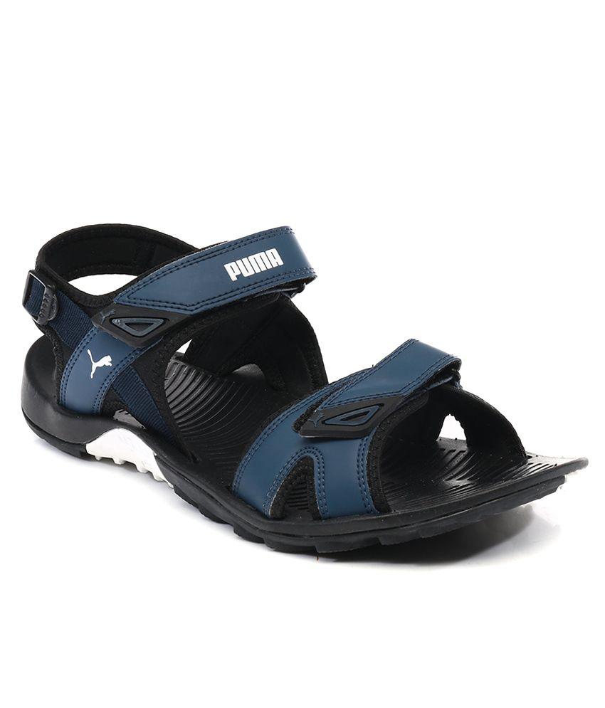 98701d196f3 Puma Vesta SDL Ind. Floater Sandals - Buy Puma Vesta SDL Ind. Floater  Sandals Online at Best Prices in India on Snapdeal