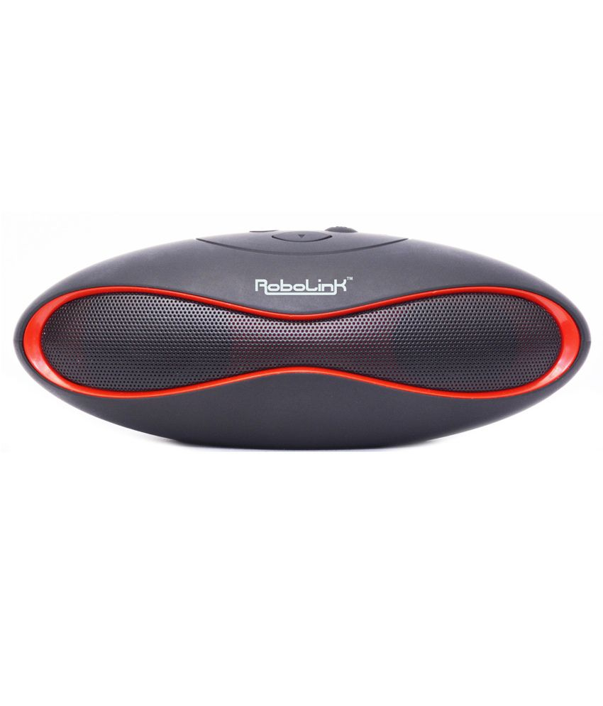 Robolink portable mini bluetooth speaker with mp3 play via for F d portable bluetooth speakers