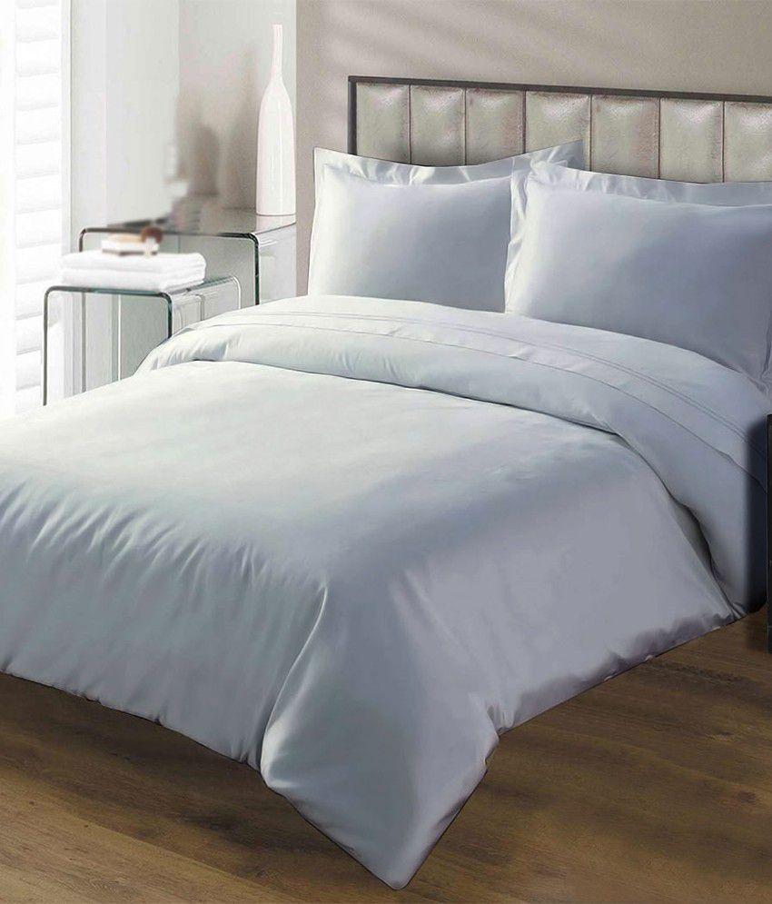 Pima cotton duvet cover 250 thread count solid queen size for Pima cotton comforter