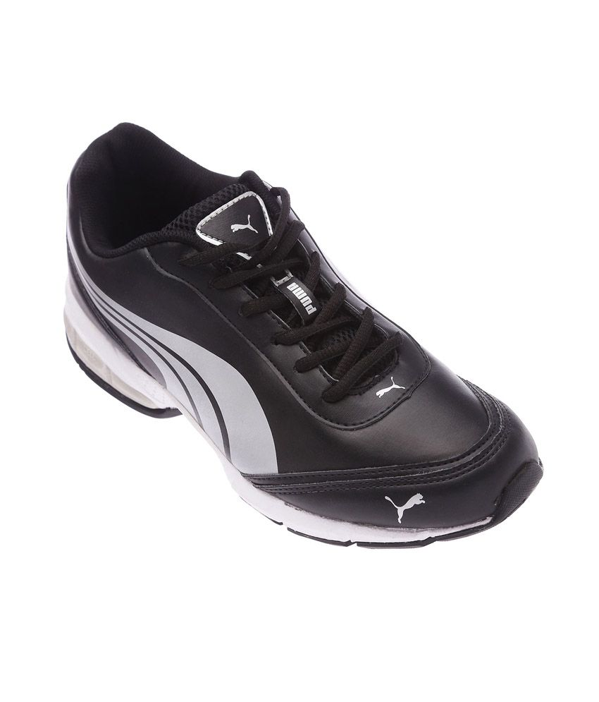 ab1b262e2903 Puma Roadstar Xt Dp Black Sports Shoes - Buy Puma Roadstar Xt Dp Black  Sports Shoes Online at Best Prices in India on Snapdeal