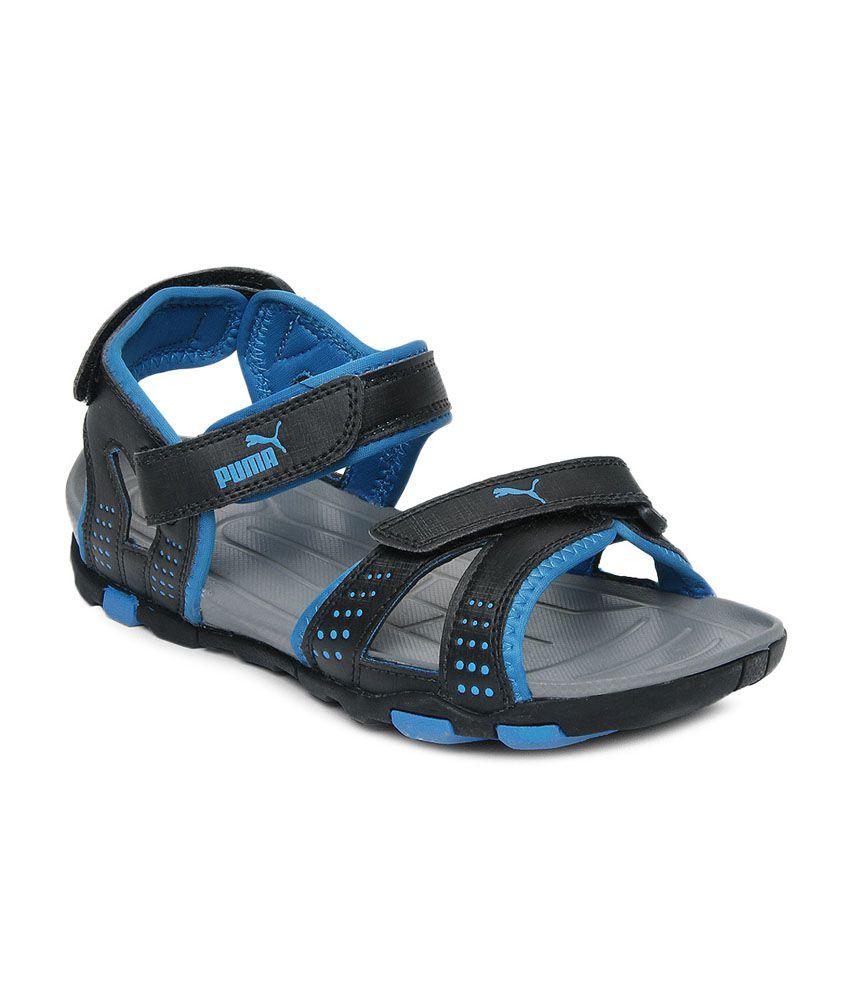 Puma Men Black Marcus Sports Sandals - Buy Puma Men Black Marcus Sports  Sandals Online at Best Prices in India on Snapdeal 5beb644f240c