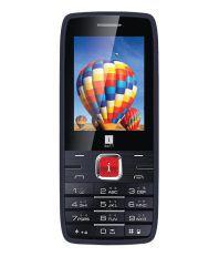 iBall Majestic 2.4d Dual SIM Black