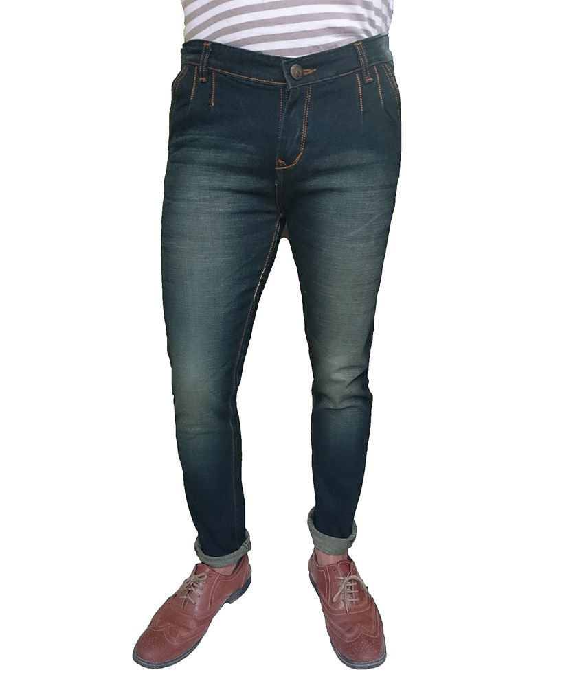 Cross Pocket Jeans Tint