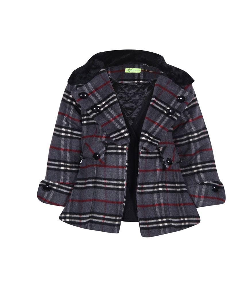 Cutecumber Coat For Girls