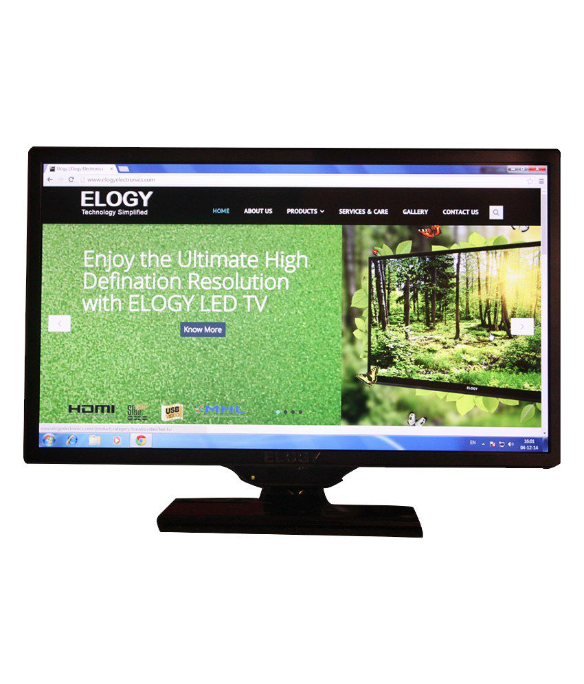 Elogy 48 cm (19) HD Ready LED Television