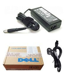 Dell Genuine Original Laptop Adapter Charger 65w 19.5v 3.34a Latitude D520 D530 D600 D610 D620 D630 & Power Cord for sale  Delivered anywhere in India