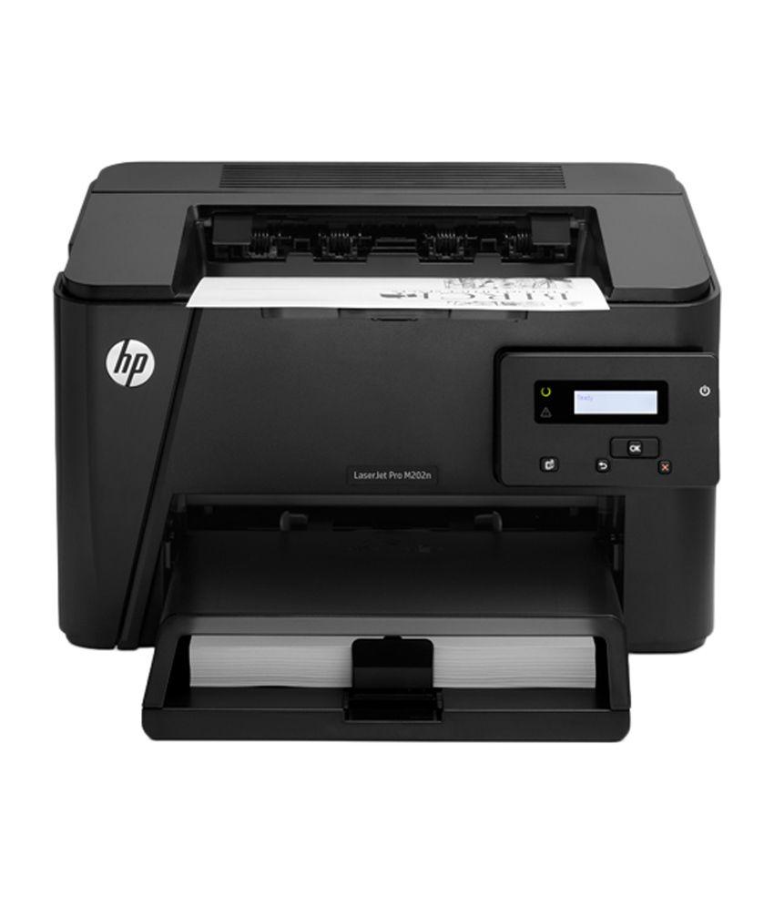 Hp Laserjet Pro M202n Printer (c6n20a)
