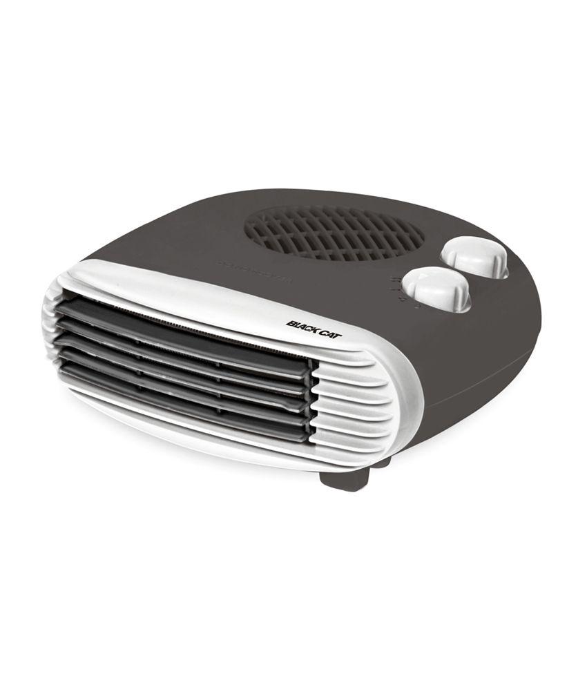 Black Cat 1000 - 2000 HC-PT Heat Convector Black