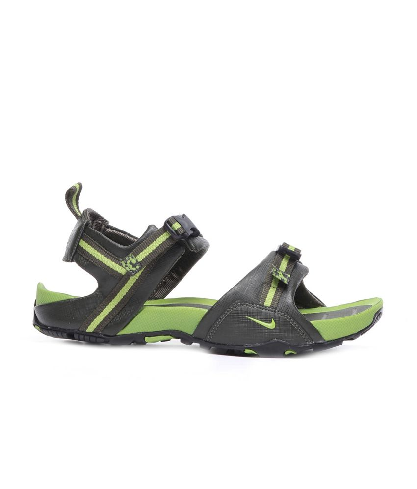 d983b6c3563 Nike Gray Floater Sandals - Buy Nike Gray Floater Sandals Online at ...