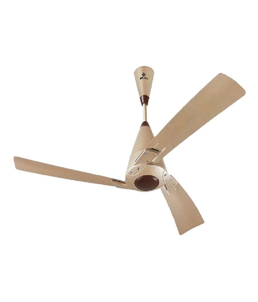 Bajaj 48 Bajaj Ceiling Fan 1200 Mm Euro White Ceiling Fan