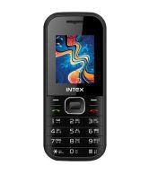 Intex Aone Mobile Phone - White And Blue
