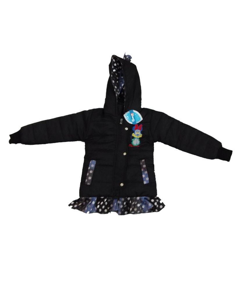 Come In Kids Girls Padded Designer Jacket
