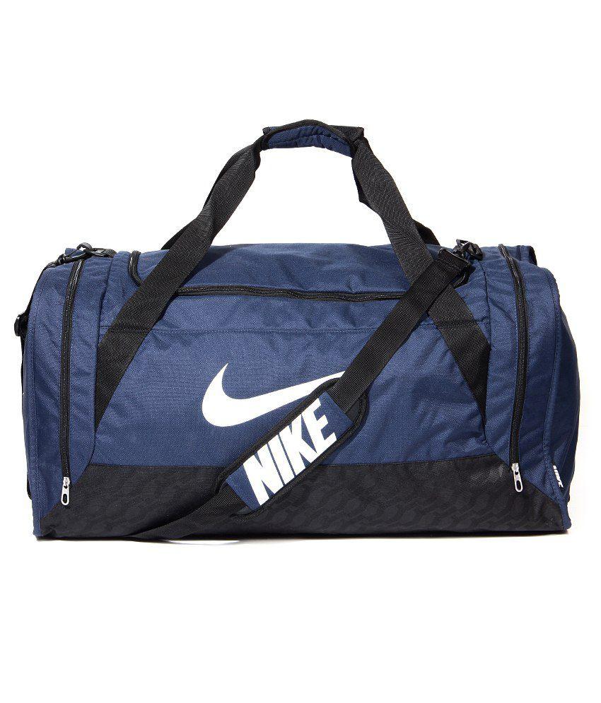 nike brasilia 6 large gym bag - buy nike brasilia 6 large gym bag online at low price