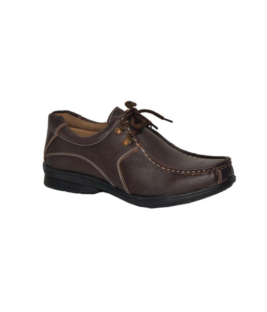 leeport brown casual shoes price in india buy leeport
