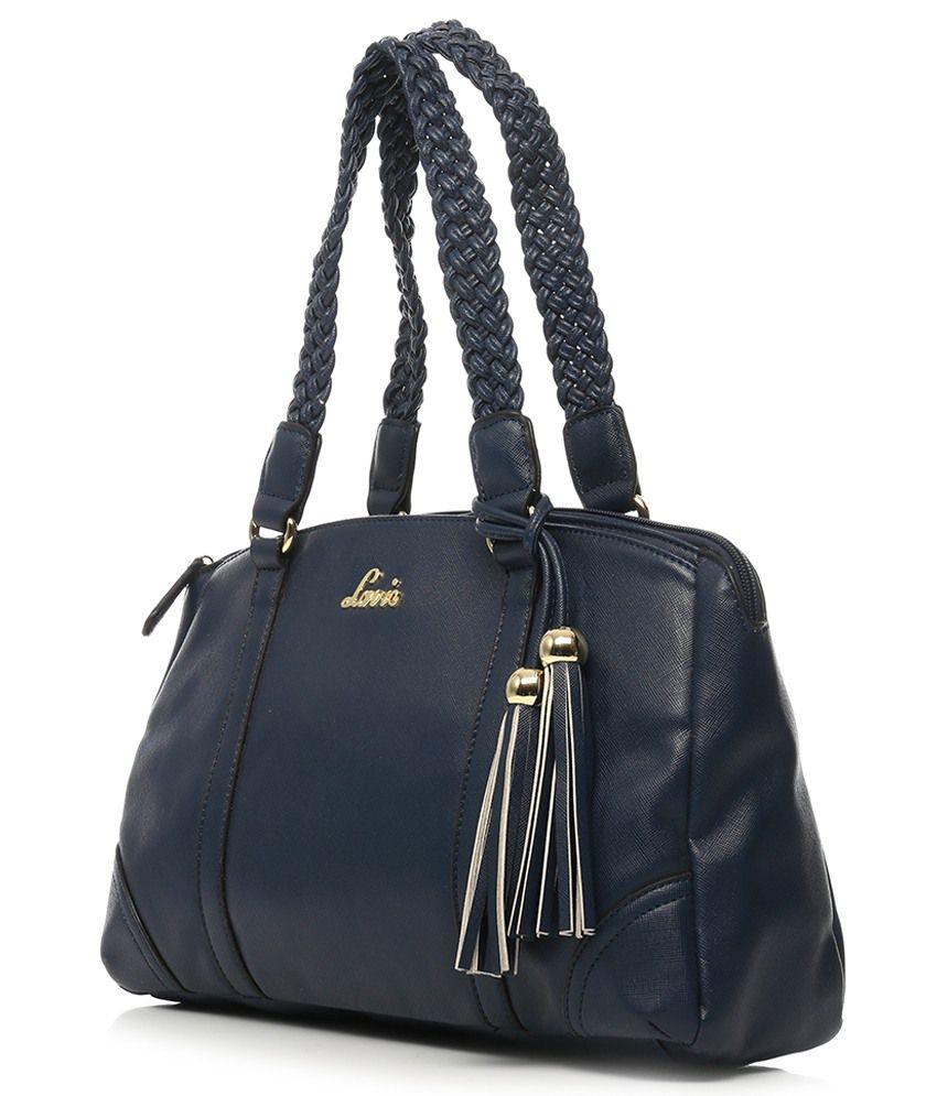 62a850fae88c Lavie L04810985040 Navy Satchel Bags No Lavie L04810985040 Navy Satchel  Bags No ...