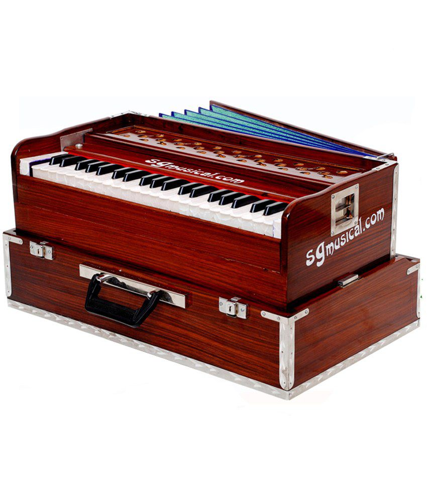 Sg Musical Folding Harmonium: Buy Sg Musical Folding ...