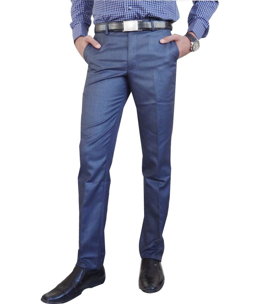 AD & AV Poly Viscose Trouser
