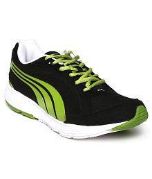 Puma Black Sport Shoes