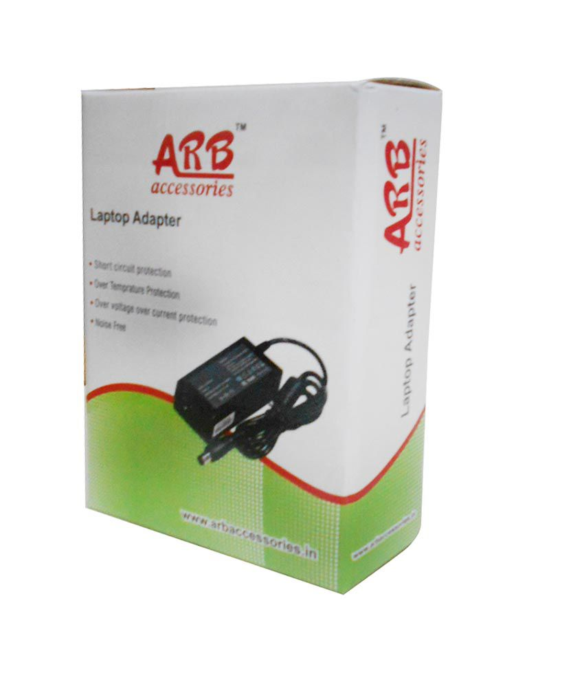 Arb Laptop Adapter For Asus Eee Pc 1008pb 1008pe 19v 2.1a 40w Connector