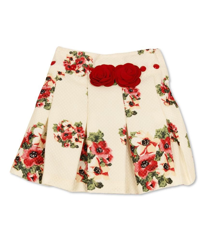 Cutecumber Girls Partywear Skirt