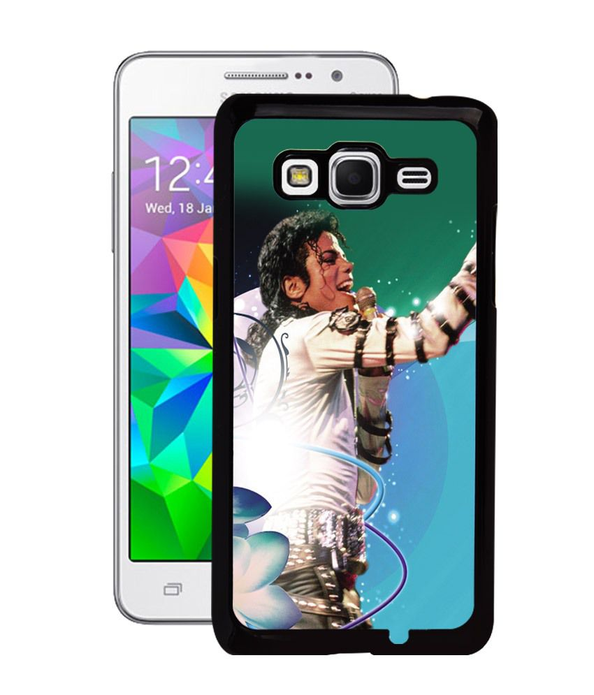 Fuson Michael Jackson Wallpaper Premium Designer Back Case Cover For Samsung Galaxy Grand Prime - G530f / G530h - D691 - Printed Back Covers Online at Low ...