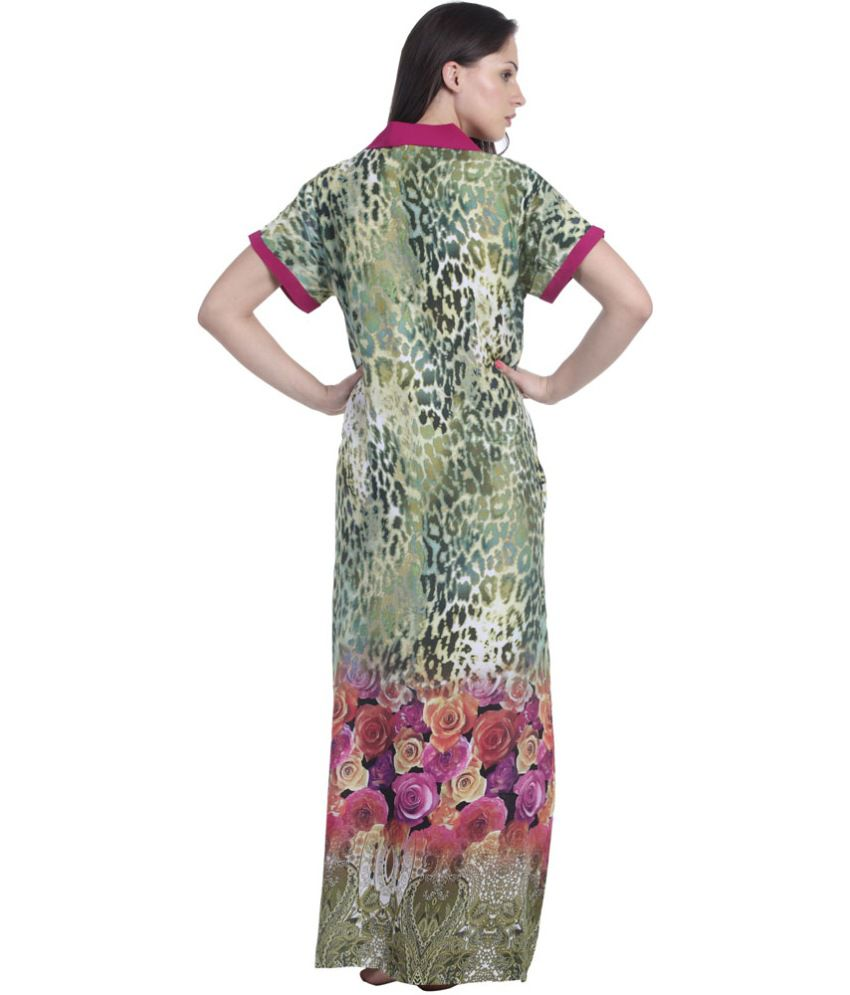bf295a0c6 Buy Sukanya Multi Cotton Printed Nighty Online at Best Prices in ...