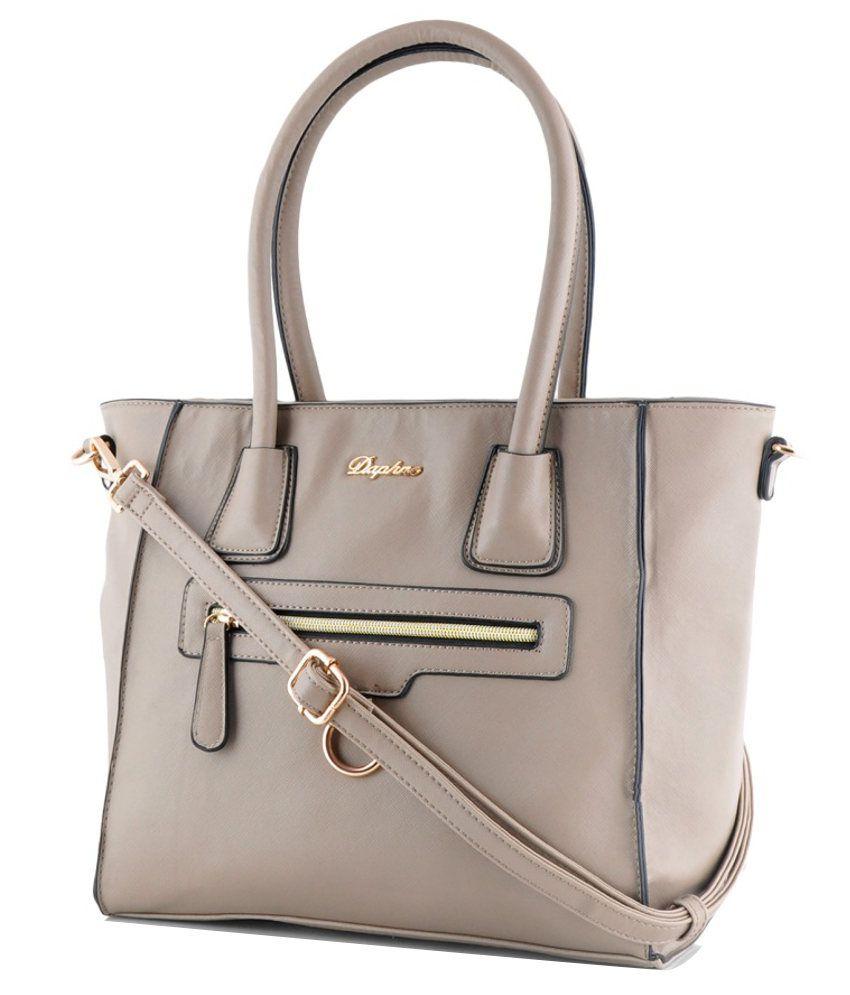 Daphne Xb15-0006kh-gj0201 Gray Shoulder Bags