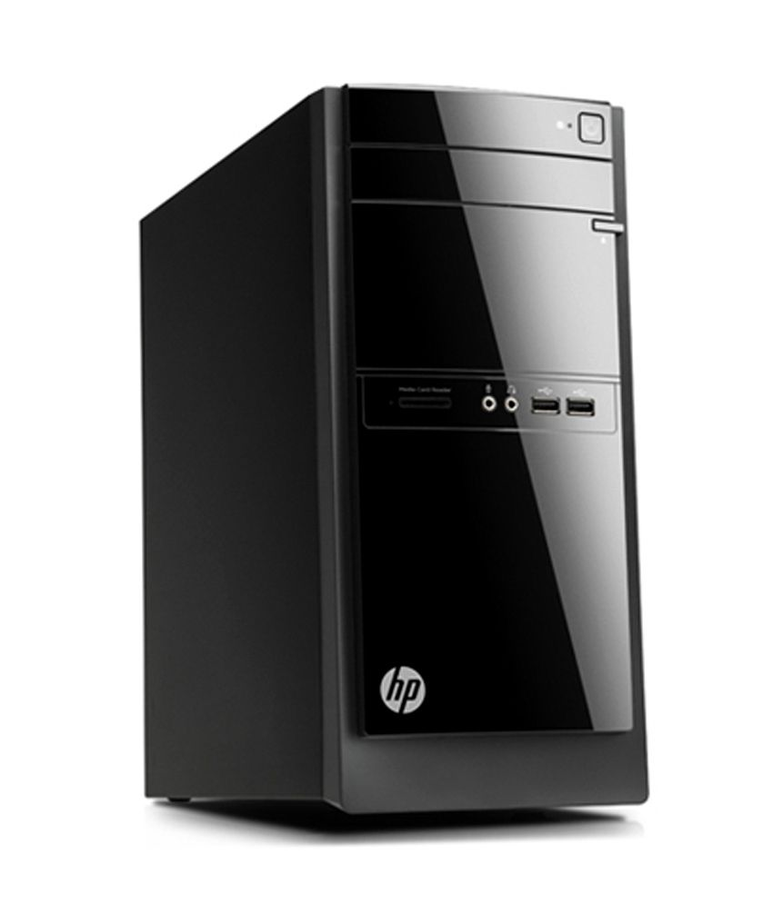 Hp 110-401in Desktop Pc (intel Pentium Quadcore J2900/2gb/500gb/win 8 1)