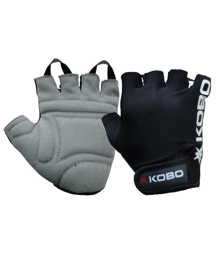 Personalized Fitness Gloves: Kobo Fitness Gloves / Weight Lifting Gloves / Gym Gloves
