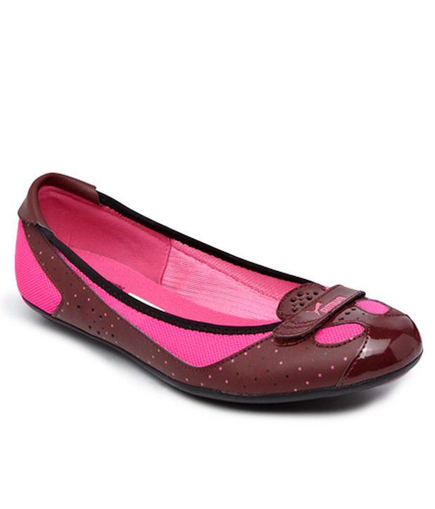 Buy Puma Women's Zandy Dots WN's Ballet Flats at Amazon.in