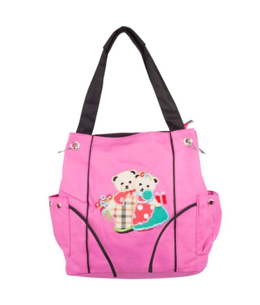 Innovationthestore Canvas Cloth Shoulder Bag