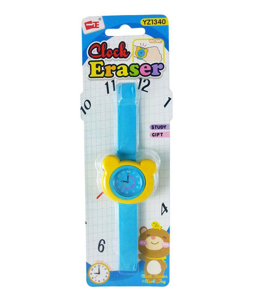 klassik wrist watch eraser blue buy online at best price in india snapdeal. Black Bedroom Furniture Sets. Home Design Ideas