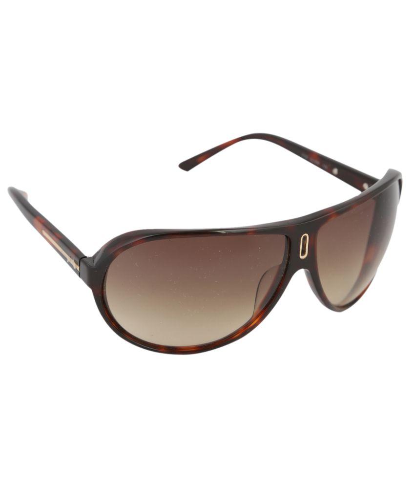 Massimo Dutti Golden Vintage Women Sunglasses