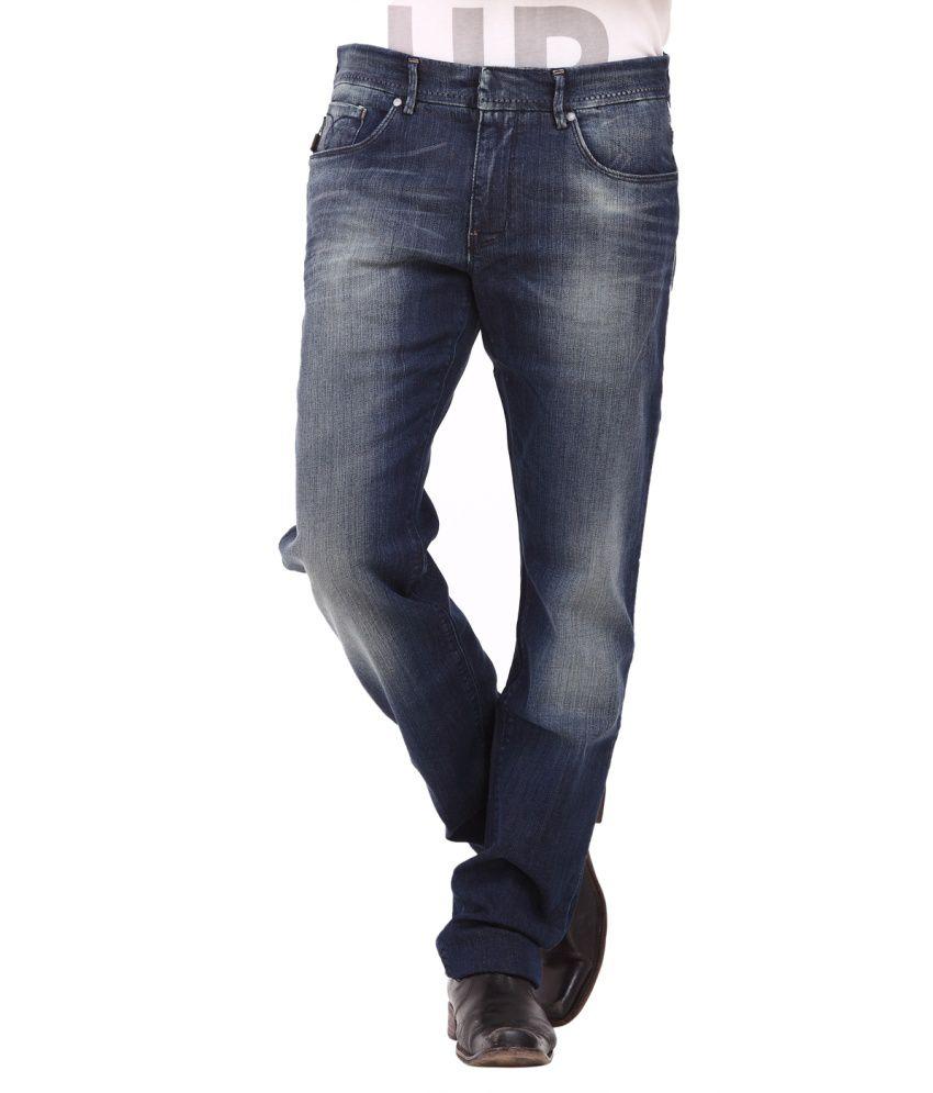 Calvin Klein Mens Blue Jeans