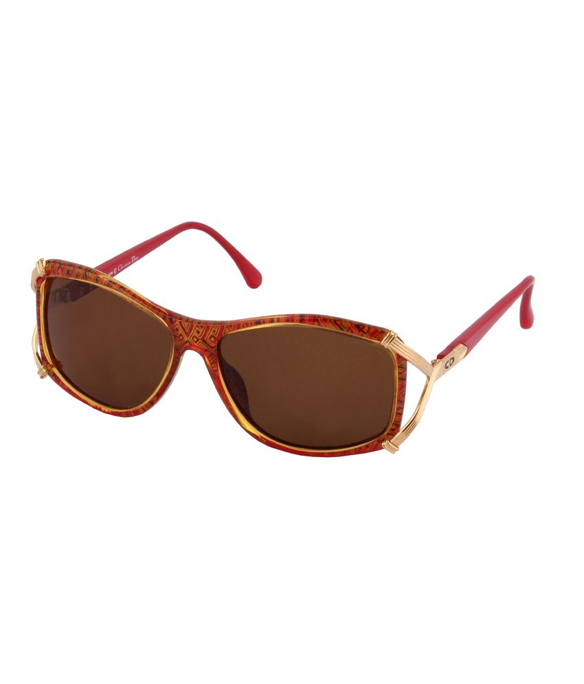 45171af0dc3 Christian Dior Vintage Women Sunglasses - Buy Christian Dior Vintage Women  Sunglasses Online at Low Price - Snapdeal