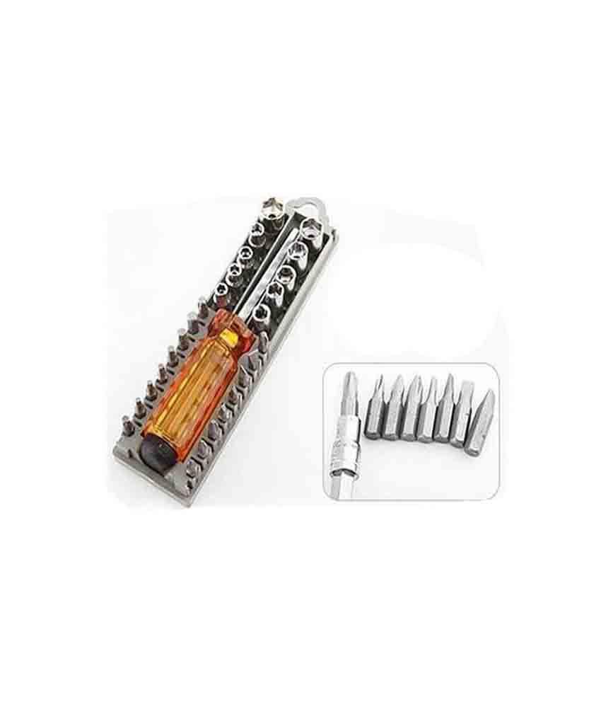 dhan distributors 28 in 1 multipurpose screwdriver tool set 28 in 1 multipurpose screwdriver. Black Bedroom Furniture Sets. Home Design Ideas