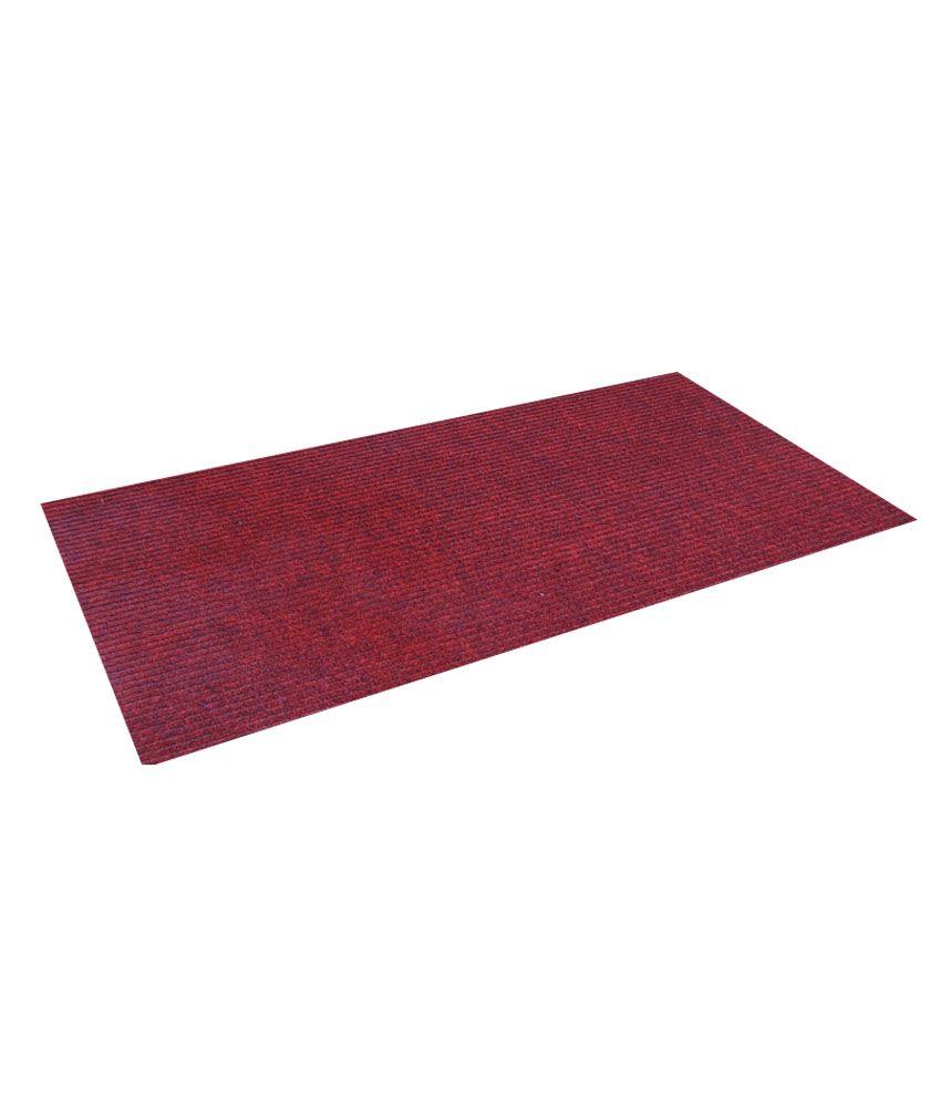 Status Red Nylon Suraksha Floor Mat Best Price In India On