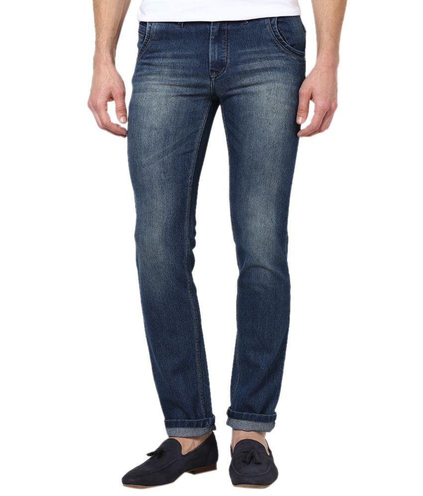 Tng New York Blue Slim Jeans